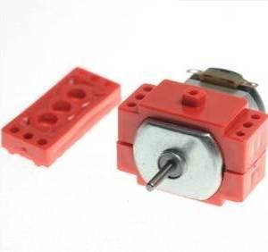 2 Pezzi 130 supporto per staffa di montaggio motore supporto telaio di fissaggio telaio di fissaggio ---- 130 supporto di montag