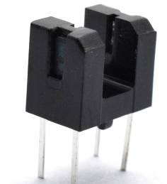 ITR20403 / Interruttore fotoelettrico / Accoppiatore ottico trogolo