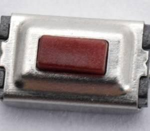 20 pezzi TD-19XA rosso / 3 * 6 * 2.5 Tach Switch / SMD 2pins Switch