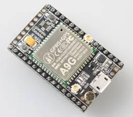 Scheda di sviluppo GSM / GPRS + GPS / BDS Scheda di sviluppo A9G