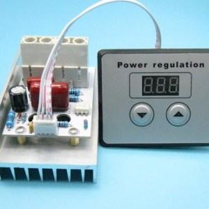 10000W imported SCR ultra-high power electronic digital regulator
