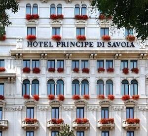 Hotel Principe di Savoia: lavoro