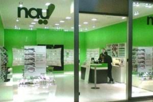 Addetti alla vendita e ottici nei negozi Nau!