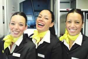 Vueling cerca assistenti di volo. Open day il 9 Giugno