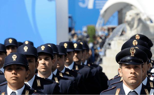 Polizia di Stato, 3 bandi per allievi agenti, medici e atleti