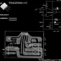 Circuit Diagram Of Home Theater Redarc Wiring Tda2030a Amplifier Used In Theaters Circuits Diy