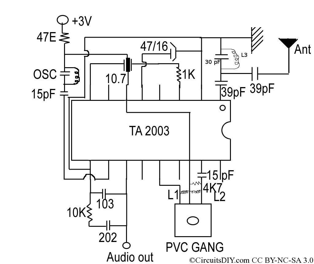 Ta P Datasheet Pinout Features And Circuit Details