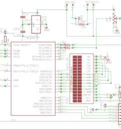 atmega8 based voltmeter ampmeter v2 [ 2045 x 1317 Pixel ]