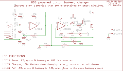 small resolution of usb li ion charger circuit diagram
