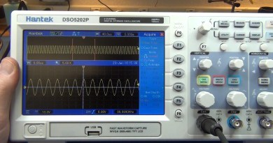 What is an oscilloscope?
