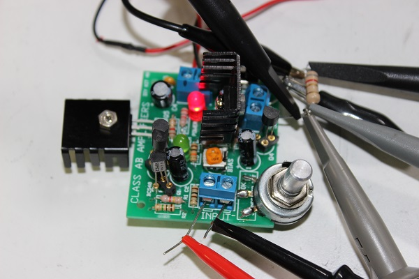 Troubleshooting Push Pull Amplifier - Circuit Specialists Blog