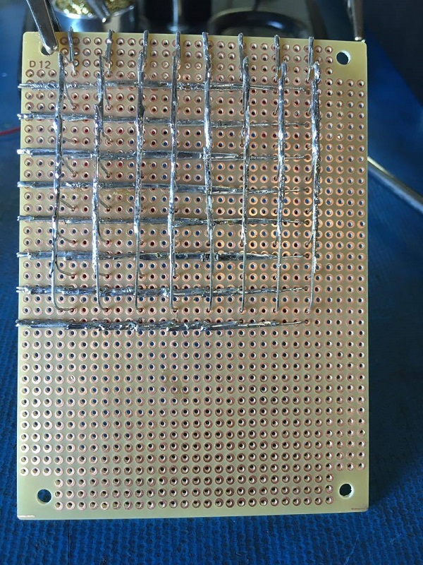 Amazing How To Make An 8X8 Led Matrix Simply Smarter Circuitry Blog Wiring Database Redaterrageneticorg