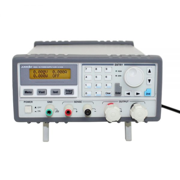 Array 3662a Programmable Power Supply