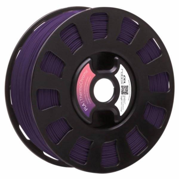 Robox Thermochrome PLA Purple Pink Filament - circuit specialists