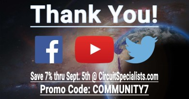 Circuit Specialists - Thank You Card