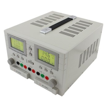 32 Volt DC 3.0 Amp Three Output Programmable Linear Power Supply Best DC Power Supply