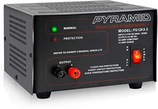 Pyramid Universal Compact Bench Best DC Power Supply