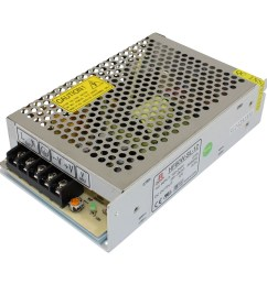 12 volt 5 amp switching power supply 60 watts [ 1000 x 1000 Pixel ]