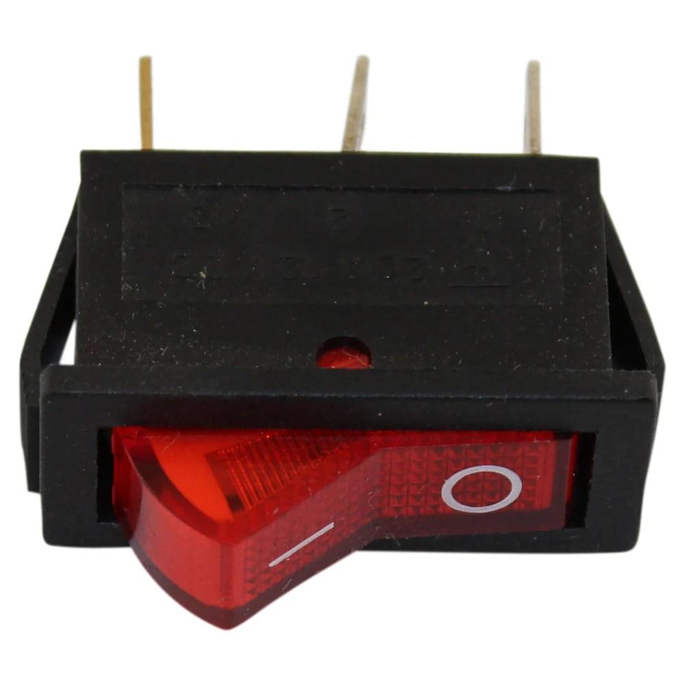 Spst Rocker Switch Wiring