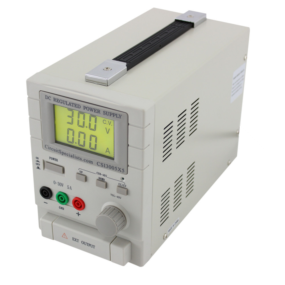 hight resolution of 5 amp bench power supply 0 30 vdc plus 5v fixed