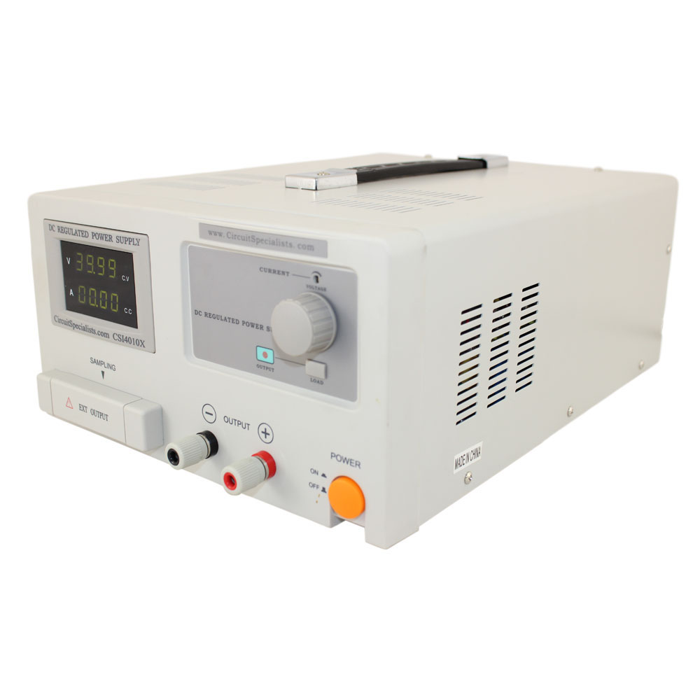 hight resolution of 0 40 volt 0 10 amp dc bench power supply w adjustable current limiting