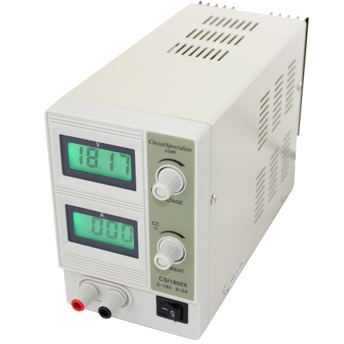small resolution of 18 volt dc 2 0 amp linear bench power supply