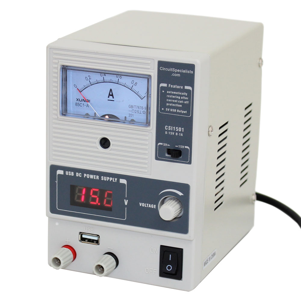 medium resolution of 15 volt dc 1 0 amp switching power supply with 5v usb output