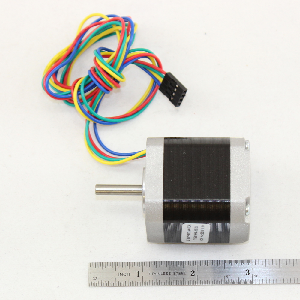 hight resolution of  5 5 kg cm 4 wire nema 17 stepper motor with