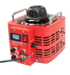 variable transformer tdgc2 3d with digital display 30 amp max output [ 1000 x 1000 Pixel ]