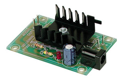 Low Cost Universal Battery Charger Schematic Circuit Project