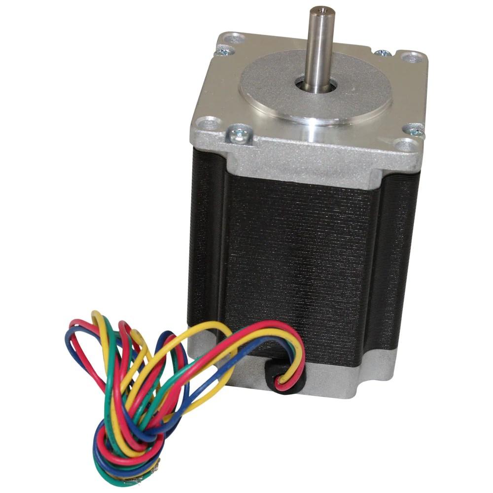 medium resolution of  24 0 kg cm 4 wire nema 23 stepping motor