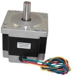 42 0 kg cm 4 wire nema 34 step motor  [ 1000 x 1000 Pixel ]