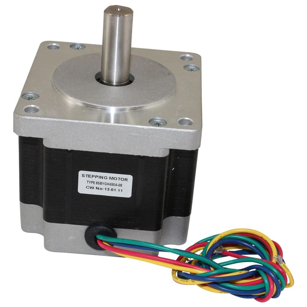 hight resolution of  42 0 kg cm 4 wire nema 34 step motor
