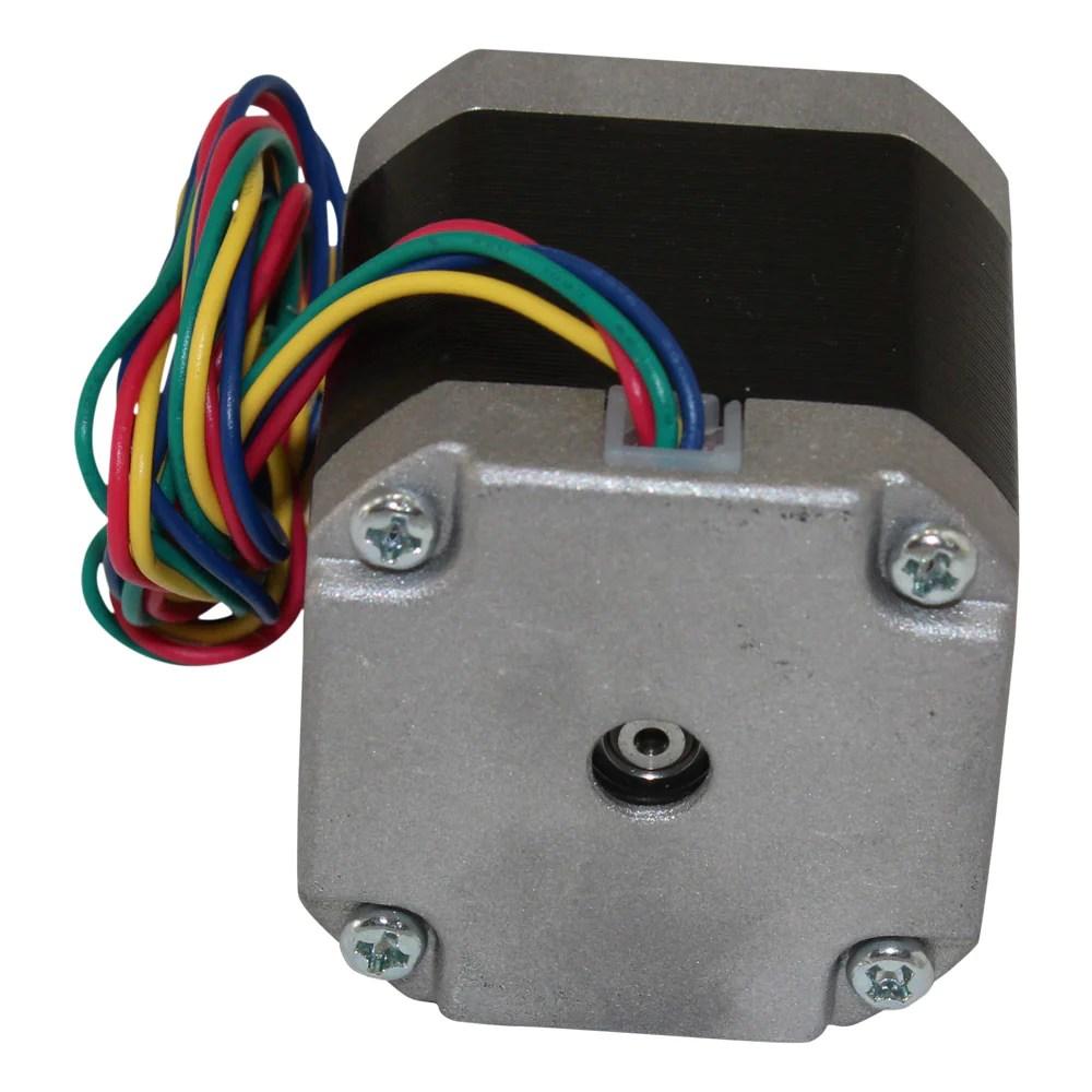hight resolution of  4 2 kg cm 4 wire nema 17 stepper motor