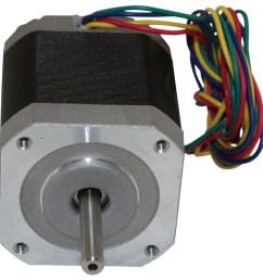 4 2 kg cm 4 wire nema 17 stepper motor  [ 1000 x 1000 Pixel ]