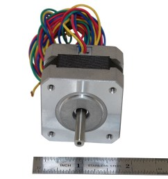 nema 17 stepper motor 2 4 kg cm 4 wire 42bygh011 2 4 kg cm 4 [ 1000 x 1000 Pixel ]