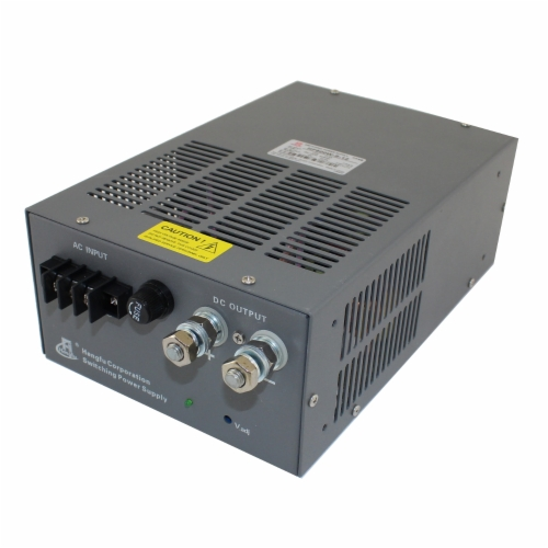 12 Volt Power Supply 35 Amp Single Output