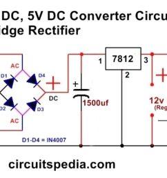 ac to dc converter wiring diagram [ 1280 x 720 Pixel ]
