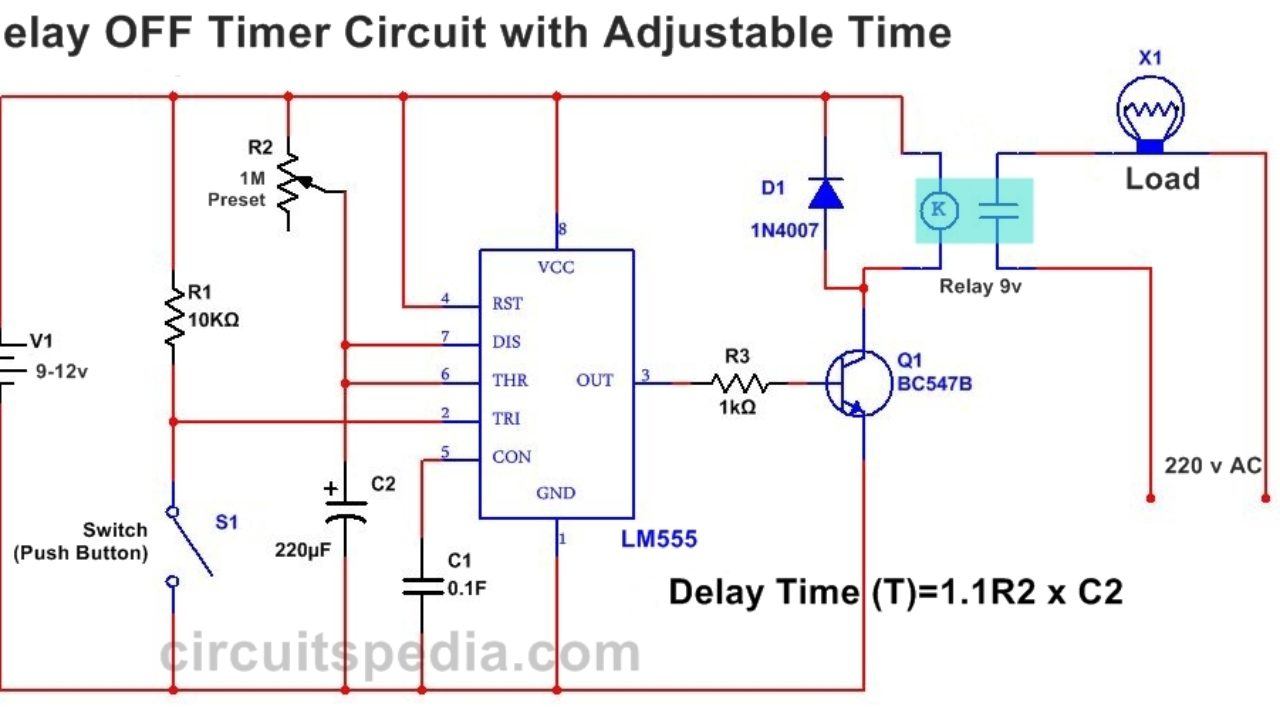 hight resolution of timer off wiring diagram schema wiring diagram wiring diagram for timer off delay on lights