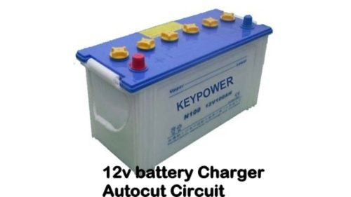 small resolution of 12v battery charger 12v battery charger with auto cut off circuit diagram