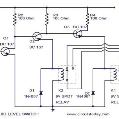 Septic Pump Float Switch Wiring Diagram Honda Fuel Injector Alarm Toyskids Co Liquid Fluid Water Tank Level Circuit
