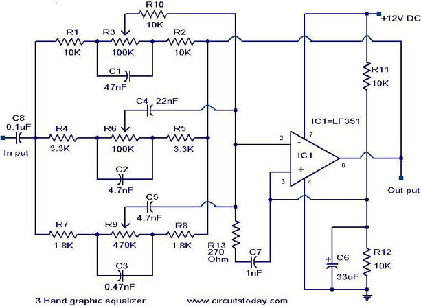 Wiring Diagram Of Car Amplifier