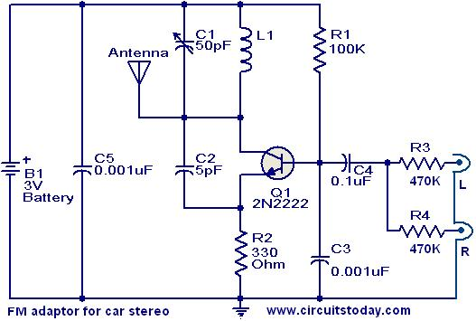 wiring diagram of a car stereo composite key in er fm adaptor circuit for electronic circuits and diagrams jpg