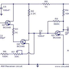 Simple Am Receiver Circuit Diagram Yamaha Mio Electrical Wiring Electronic Circuits And Diagrams