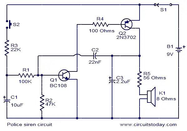mace siren wiring diagram circuit diagram template