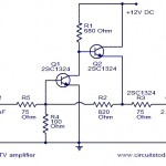 Cable Tv Amplifier Digital Bidirectional Booster