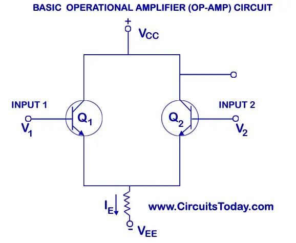5000 watt amplifier circuit diagram stihl ms 361 parts of op amp great installation wiring operational basics ideal working inverting rh circuitstoday com watts