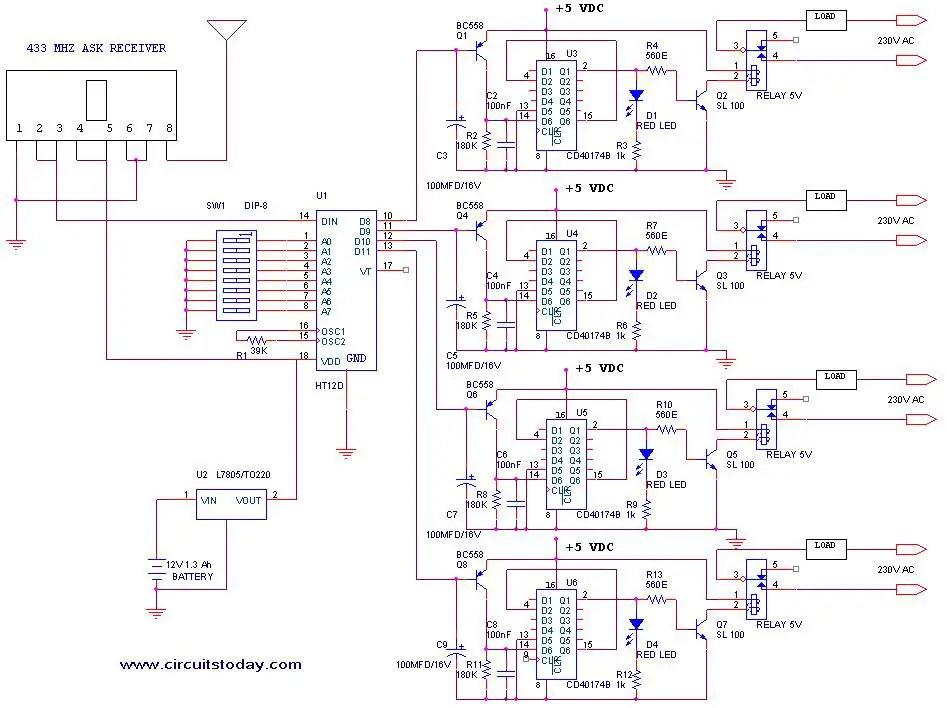Home Appliances Wiring DiagramWiring Diagram