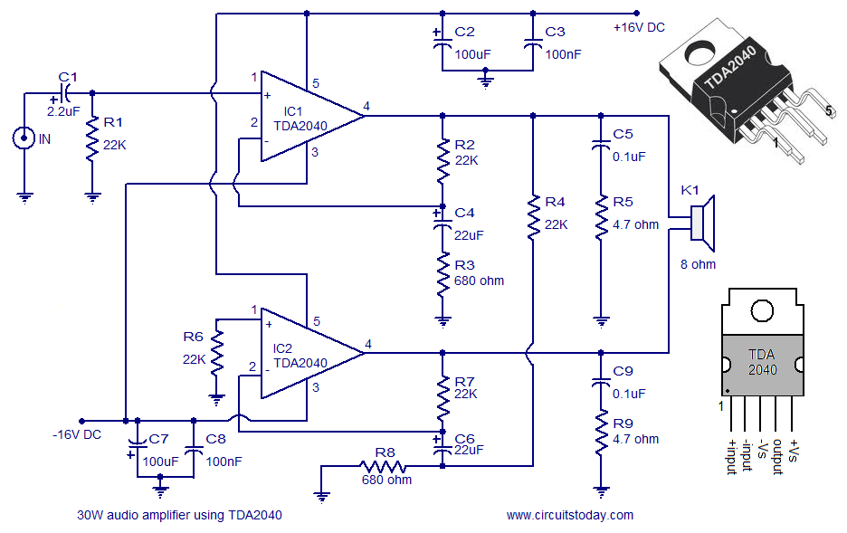 amp sub wiring diagram gibson 4 wire humbucker 100 w subwoofer circuit data today100 precision