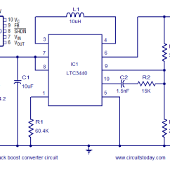 Circuit Diagram Of Buck Boost Converter Nitrous Wiring With Window Switch Using Ltc3440 For An Output Voltage 3 Volts